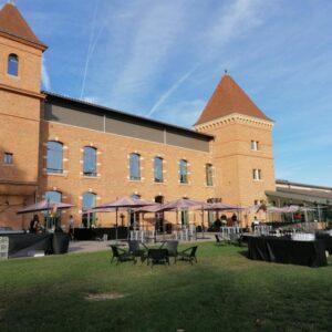 Evenement chateau Preissac